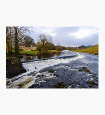 Dales River Photographic Print