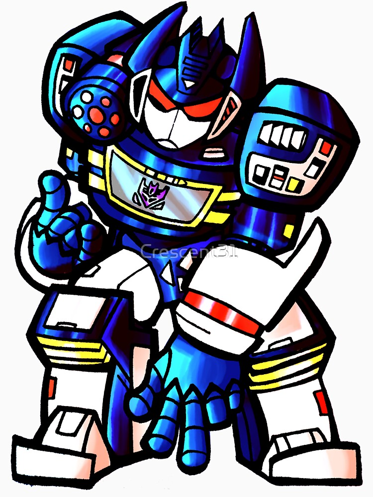 Transformers Soundwave by Crescent31