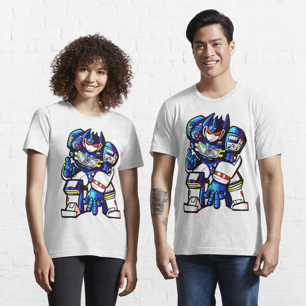 Transformers Soundwave Essential T-Shirt