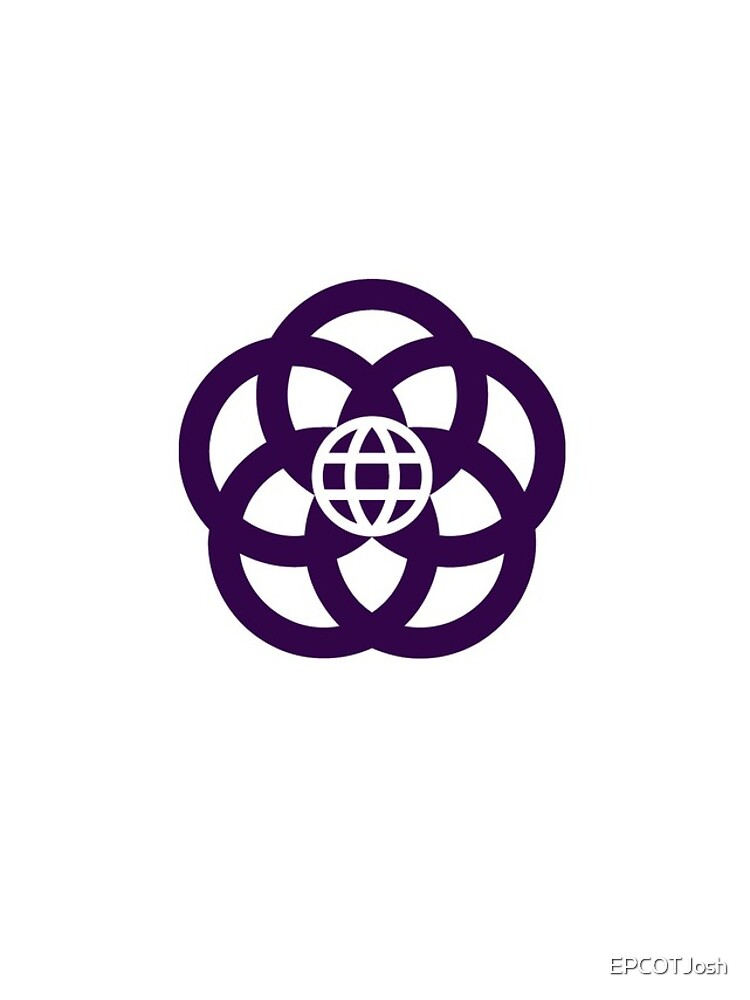 Epcot Center Logo - EPCOT Center by EPCOTJosh