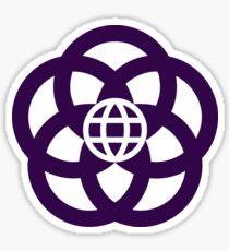 Epcot Center Logo - EPCOT Center Glossy Sticker
