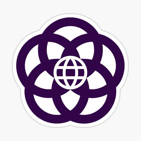 Epcot Center Logo - EPCOT Center Sticker