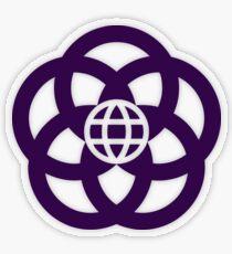 Epcot Center Logo - EPCOT Center Transparent Sticker