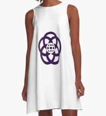 Epcot Center Logo - EPCOT Center A-Line Dress