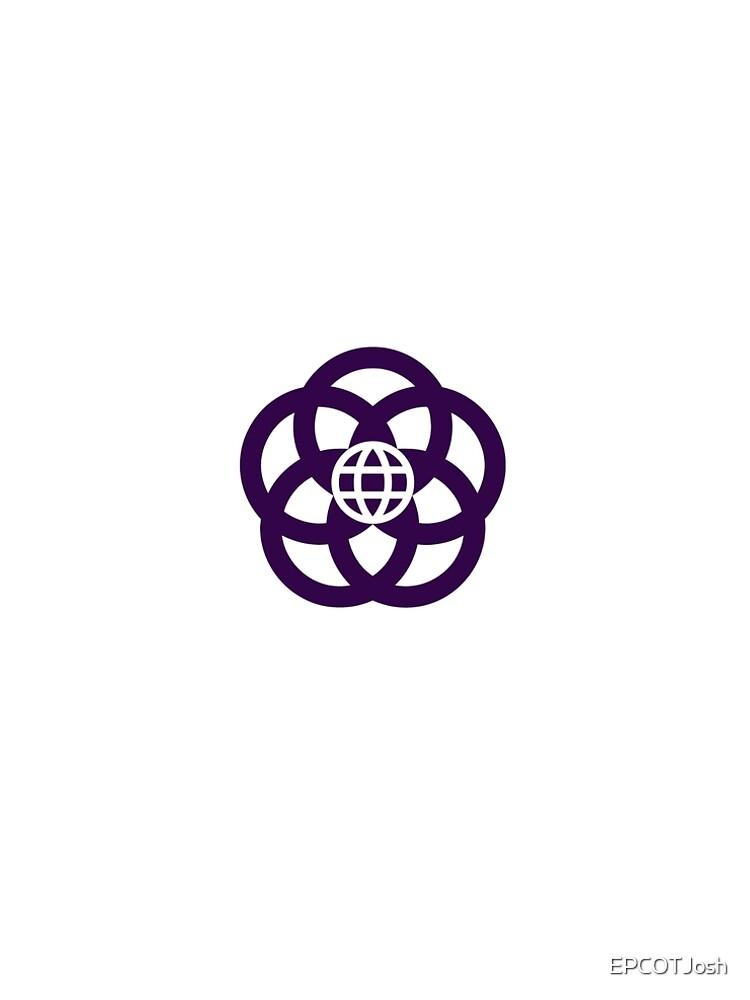 Epcot Center Logo - EPCOT Center by EPCOTJosh