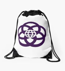 Epcot Center Logo - EPCOT Center Drawstring Bag