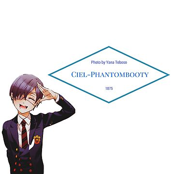 Ciel Phantomhive by TheDevilShipsIt