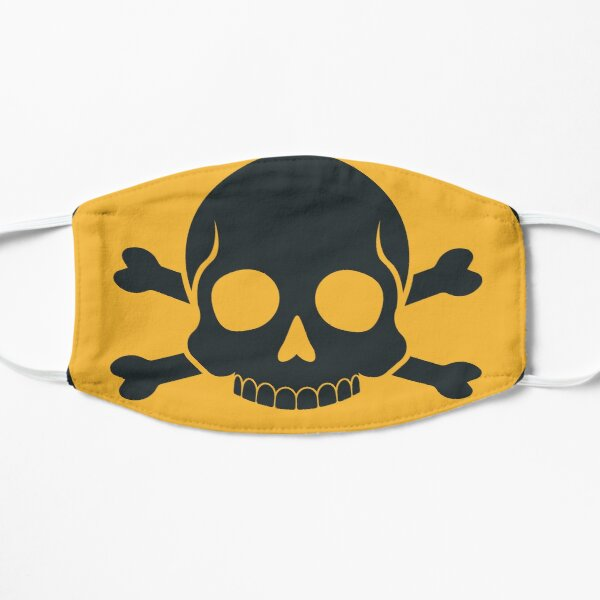 Deathmedian Flat Mask