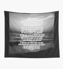 Unconquered Wall Tapestry