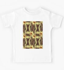FOUR KING OF HEARTS Kids Clothes