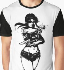 Black Lagoon - Revy Graphic T-Shirt