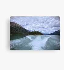 Remember This Moment Forever Canvas Print