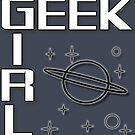 Geek Girl - Space by Amanda Vontobel Photography/Random Fandom Stuff