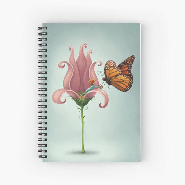 The Gift Spiral Notebook