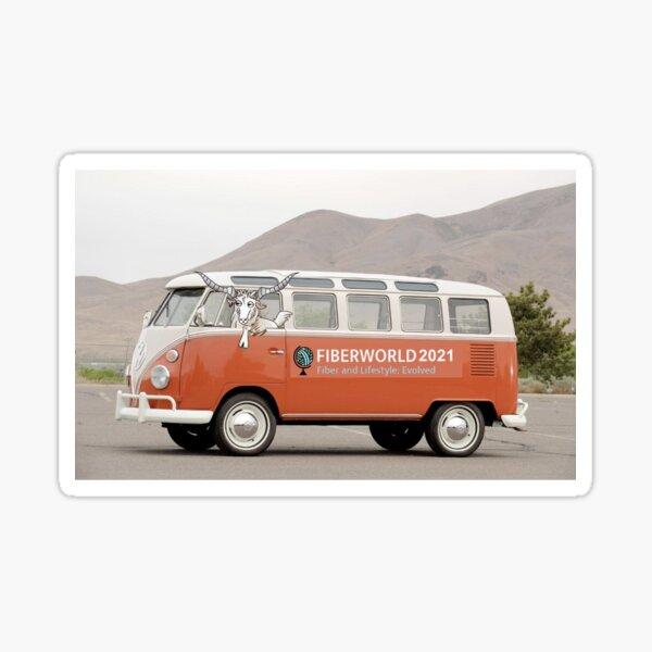 The 2021 Motocoach Sticker