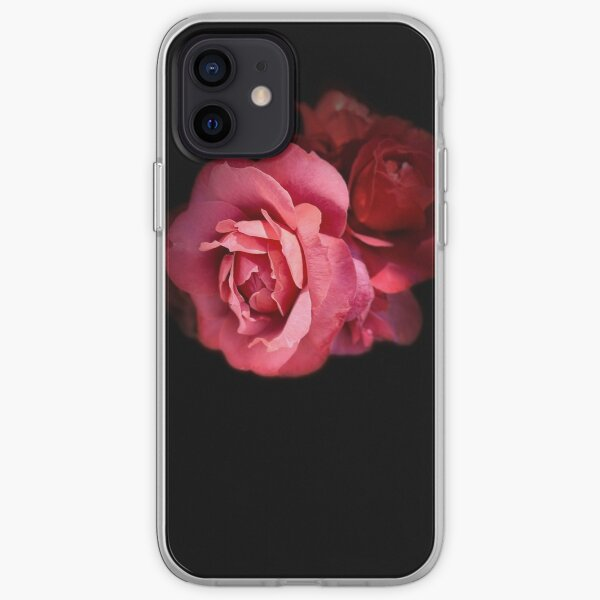My Love Is Like A Red Red Rose iPhone Soft Case