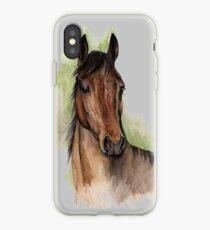 beautiful horse iPhone Case