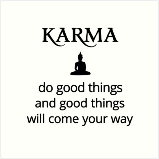 Image result for good karma