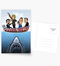 Fish Punch Postcards