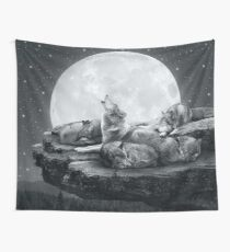 Echoes of a Lullaby Wall Tapestry