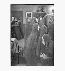 Long Arm Ghost – The Wind in the Rose-Bush (Freeman, Mary Eleanor Wilkins) Photographic Print