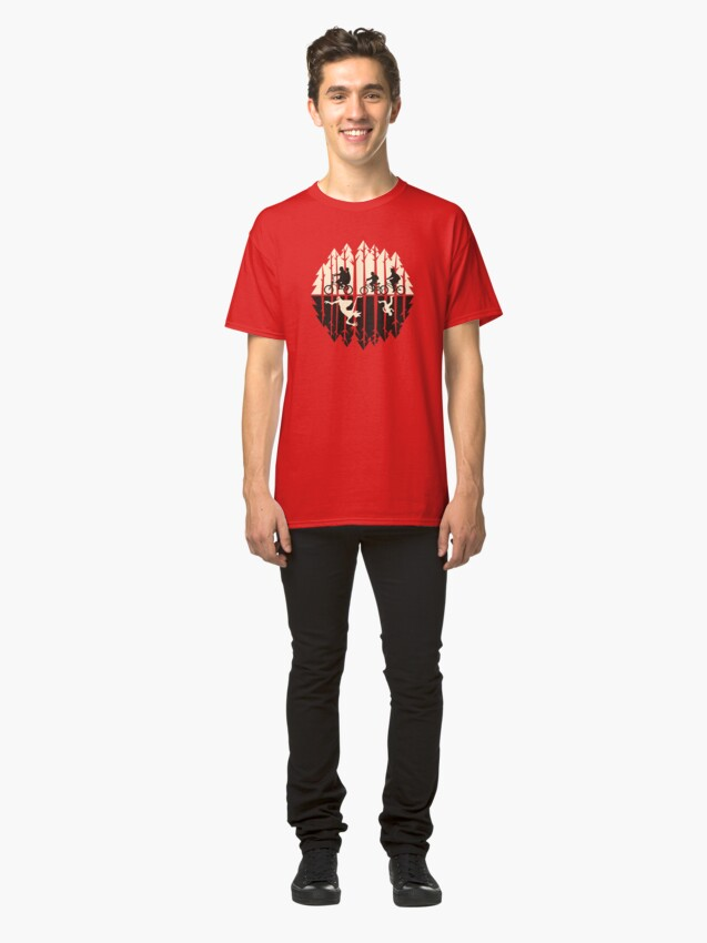 Alternate view of Upside Down Classic T-Shirt