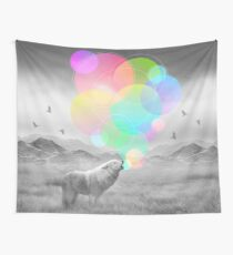 The Echoes of Silence Wall Tapestry