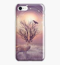In the Stillness iPhone Case/Skin