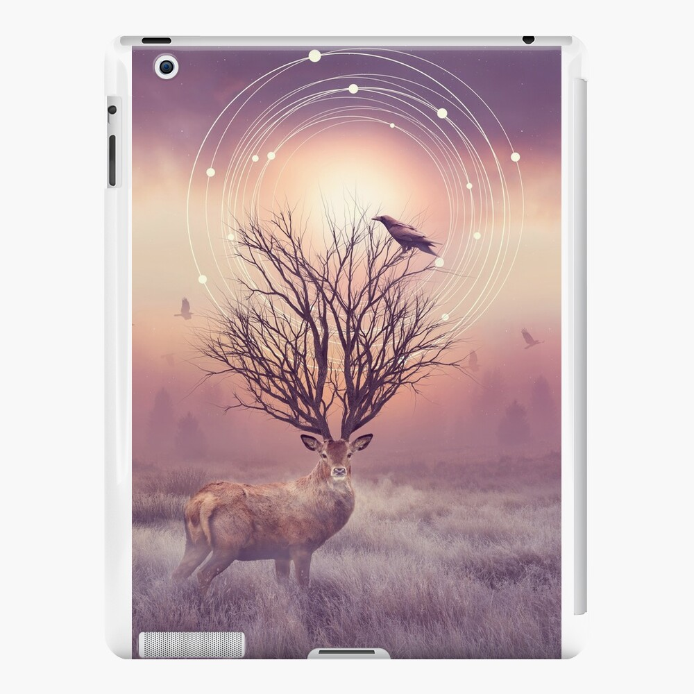 In the Stillness iPad Cases & Skins
