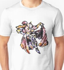 Final Fantasy 6: Kefka (Vectorized) Unisex T-Shirt