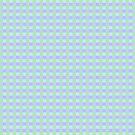 Plaid Design Green Violet by Vitta