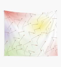 Arrows: 3 Wall Tapestry