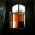 The barricade Window........... by Imi Koetz