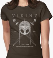 Viking Design Women's Fitted T-Shirt