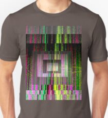 Stained Glass Squares T-Shirt