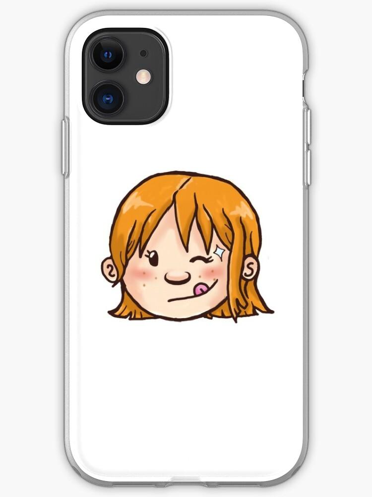 One Piece Nami iphone case