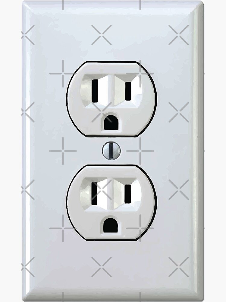 Electrical Outlet - Type B by RoufXis