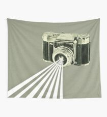 Depth of Field Wall Tapestry