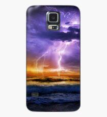 Illusionäre Beleuchtung Hülle & Klebefolie für Samsung Galaxy