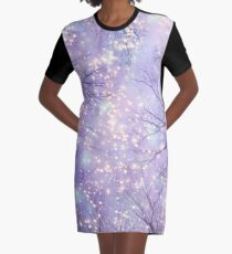 Each Moment of the Year Graphic T-Shirt Dress