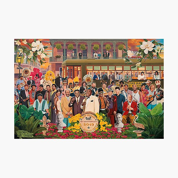 new orleans jazz and heritage festival 2019 Photographic Print