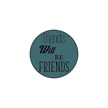 Friends (circle) by Elyzewin