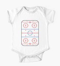 Ice Rink Diagram Hockey Game Companion Kids Clothes