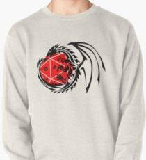 Dungeons and Dragons - Black and Red! Pullover