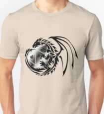 Dungeons and Dragons - Black and Silver! T-Shirt