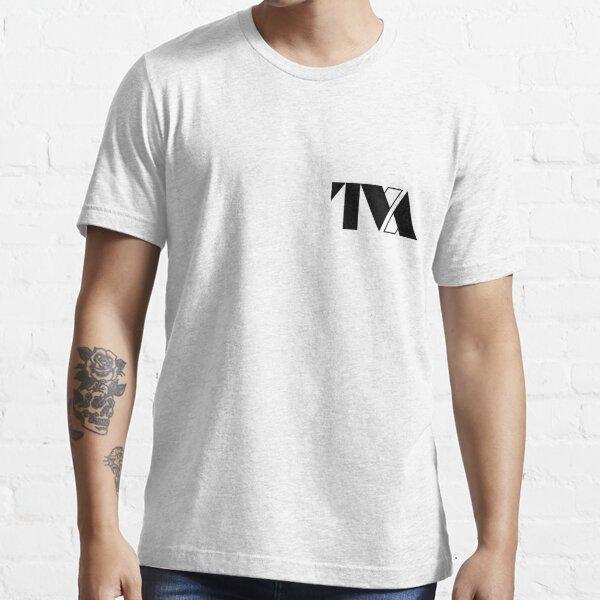 TVA Monochromatic Essential T-Shirt