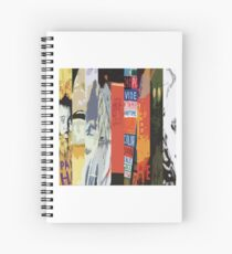 Radiohead All Album Covers Spiral Notebook