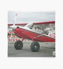 Aircraft (red,black & white) at Lake Hood, Alaska Scarf
