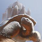Turtle Temple by Jose Ochoa