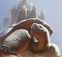 Turtle Temple by Jose Ochoa
